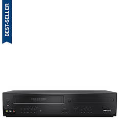 Philips DVD/VCR Combo Player