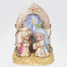 Precious Moments® LED Nativity