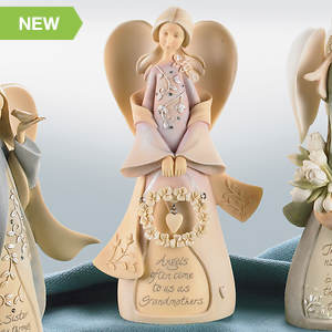 Foundations® Angel of Blessing for the Ones You Love Grandmother
