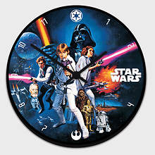 Star Wars™ Clock