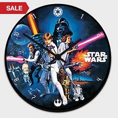 Star Wars™ Clock