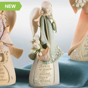 Foundations® Angel of Blessing for the Ones You Love Friend