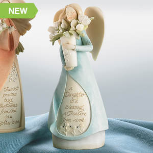 Foundations® Angel of Blessing for the Ones You Love Daughter