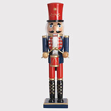 Classic Wood Nutcracker