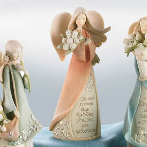 Foundations® Angel of Blessing for the Ones You Love Mother