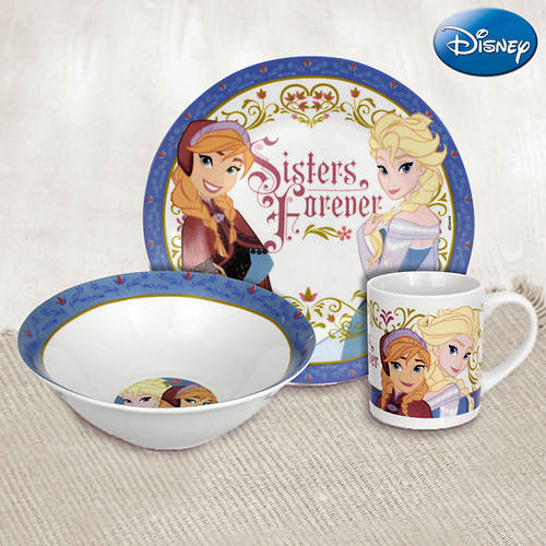 Disney® 3-piece Dinnerware Sets