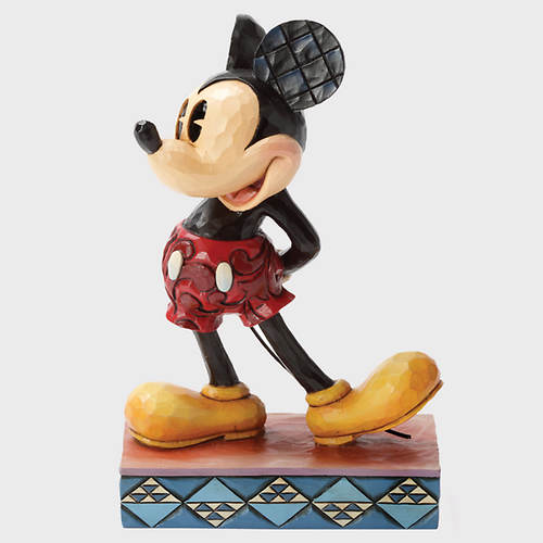 Jim Shore® Classic Mickey Mouse