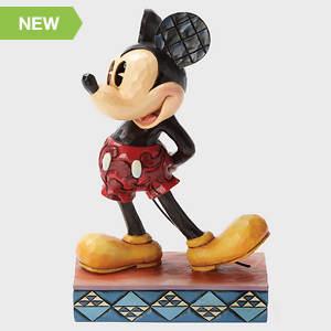 Jim Shore® Classic Mickey Mouse
