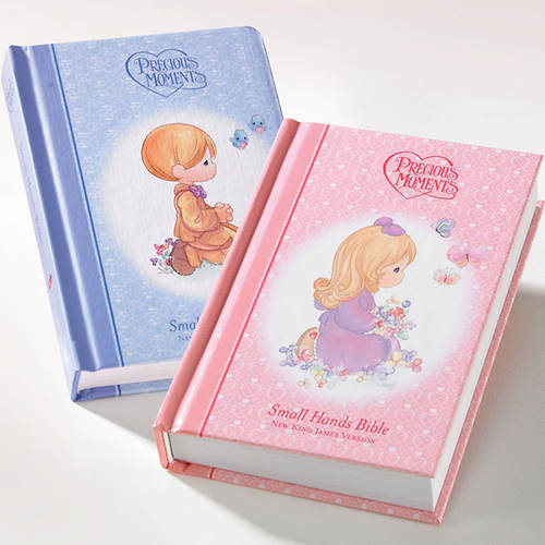 Small Hands Precious Moments® Bible