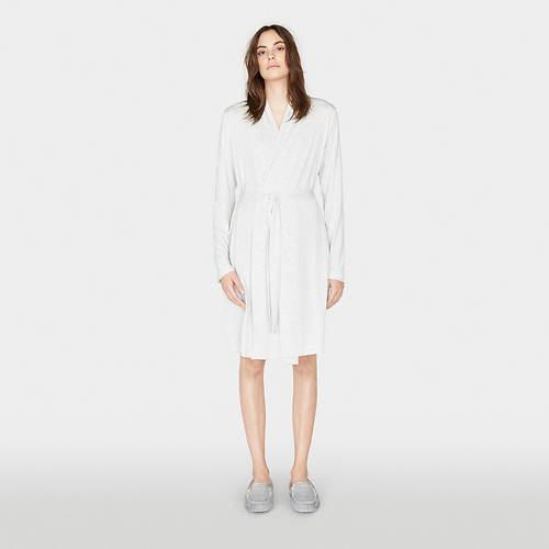UGG® Women's Birgette Mini Stripe Robe