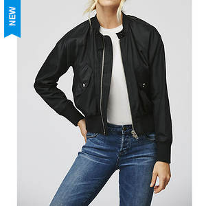 Free People Women's Midnight Bomber