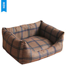 Pet Life Water-Wick Rectangular Dog Bed