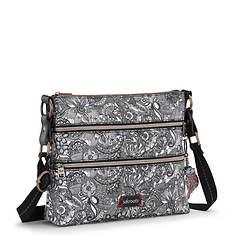 Sakroots-Artist Circle Basic Crossbody Handbag