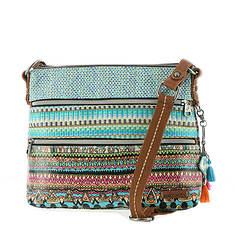 Sakroots Basic Crossbody Handbag