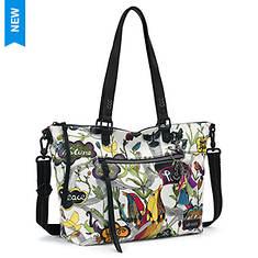 Sakroots-Artist Circle City Satchel Handbag