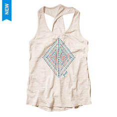 Roxy Sportswear Diamond in the Rough Twist Tank
