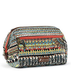 Sakroots-Artist Circle Cosmetic Carry Case