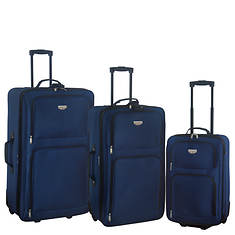Travelers Club Genova 3-Piece EVA Value Set