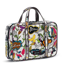 Sakroots Artist Circle Cosmetic Case