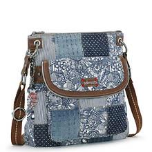 Sakroots-Artist Circle Flap Crossbody Handbag
