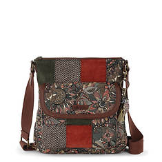 Sakroots-Artist Circle Flap Crossbody Handbag