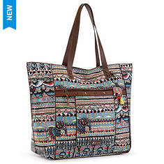 Sakroots-Artist Circle Kota Travel Bag