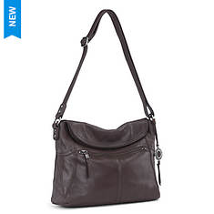 The Sak Esperato Flap Hobo Handbag