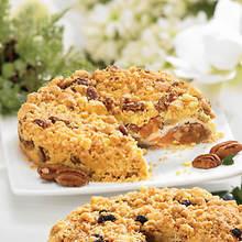 No Sugar Crumb Cakes - Pecan