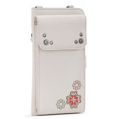 The Sak Sanibel Phone Wallet