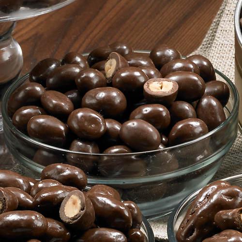 No Sugar Added Chocolate Covered Peanuts