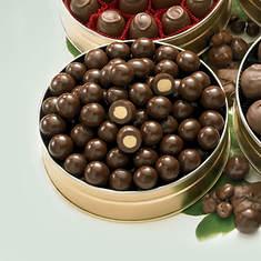Reduced Sugar Chocolate Malt Balls