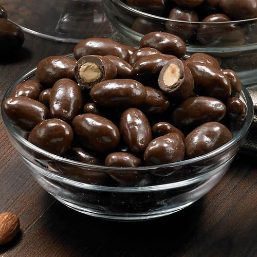 Sugar Free Chocolate Covered Almonds