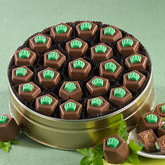 Sugar Free Royal Chocolate Truffles - Chocolate Mint