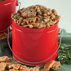 Sugar Free & No Sugar Added Buttery Nut Brittle - Peanut