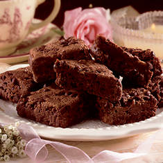 Sugar Free Chocolate Brownies
