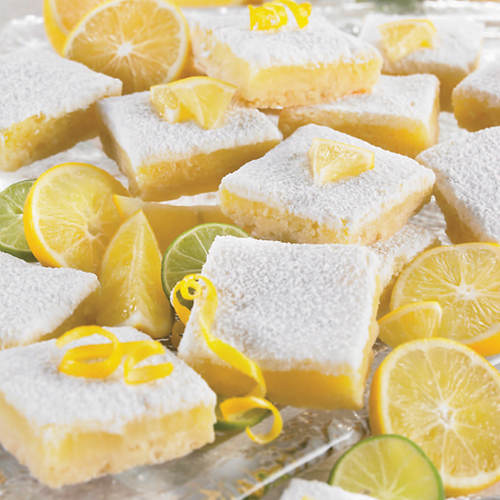 Sugar Free Lemon Bars
