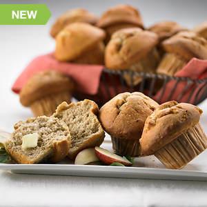Sugar Free & No Sugar Added Muffins - Apple Explosion