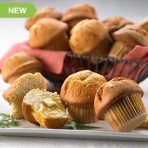 Sugar Free & No Sugar Added Muffins - Cornbread