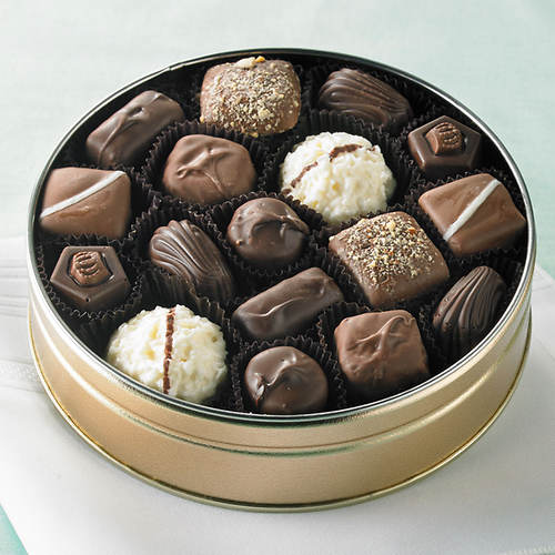 Sugar Free & No Sugar Added Gourmet Chocolate Assortment