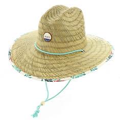 Roxy Tomboy Printed Straw Hat