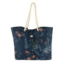 Roxy Printed Tropical Vibe Tote Bag
