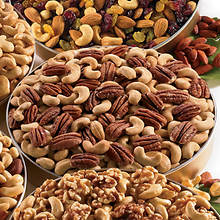 Unsalted Cashews & Pecans