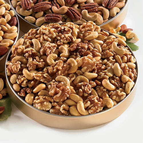 Unsalted Walnuts & Cashews Mix