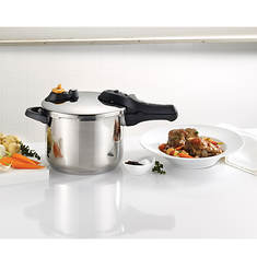 T-fal Ultimate 6.3-Quart Pressure Cooker