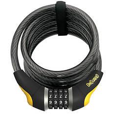 OnGuard Doberman Cable Bike Lock