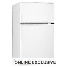 Keystone 3.1 Cubic Ft 2-Door Refrigerator/Freezer