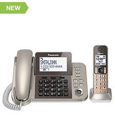 Panasonic DECT 6.0 Expandable Phone System