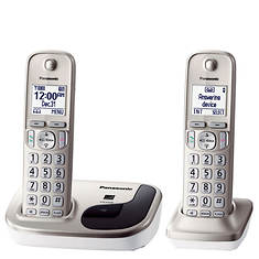 Panasonic DECT 6.0 Phone with 2 Handsets