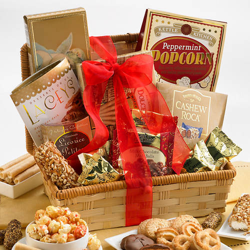 Golden Glory Gift Basket