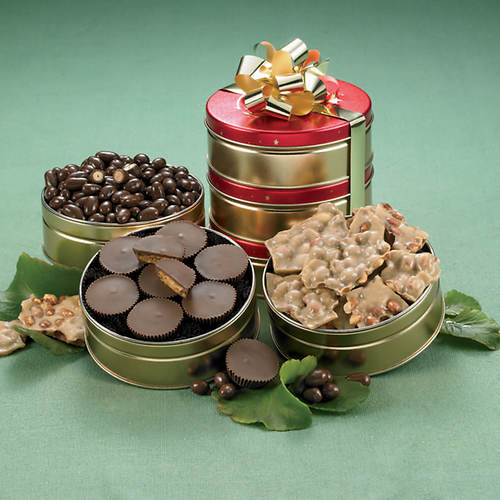 Sugar Free and No Sugar Added Peanut Lover's Dream Gift Tower